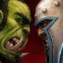 Orcs vs Humans image