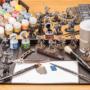 Taller de iniciación al pintado de miniaturas image
